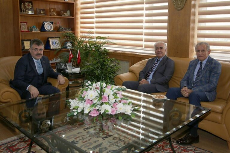 Yönetim Kurulu Başkanımız Yeni Atanan Kocaeli İl Emniyet Müdürünü Ziyaret Etti