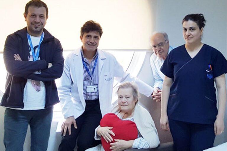 Konak Hastanesi, Bir Operasyona daha imza attı